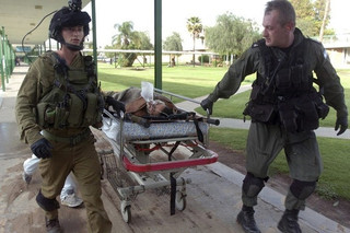 سرباز ارتش صهیونیست اسرائیل