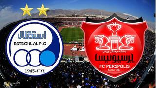 باشگاه استقلال - باشگاه پرسپولیس