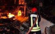 آتش سوزی منزل مسکونی در بروجرد یک کشته داشت