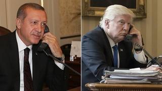 ترامپ و اردوغان