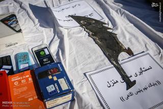 سلاح عجیب زورگیران تهرانی