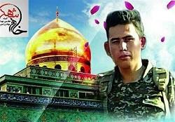 تشییع شهید مدافع حرم موسی حسینی