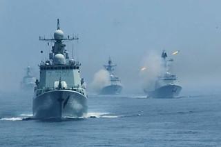 رزمایش دریایی پاکستان