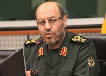 پروژه گاز رسانی-وزیر دفاع