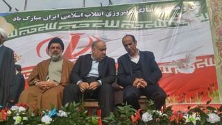 استاندار لرستان در ۲۲ بهمن