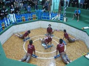 مسابقات ورزش پهلوانی و زورخانهای