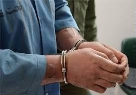 دستگیری سارق میلیاردی