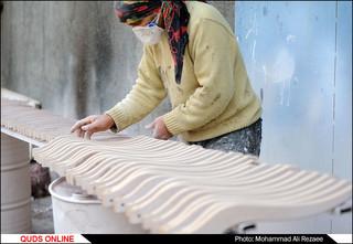 کارگاه پلی استر در مشهد