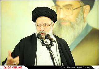 دیدار مدیران آستان قدس رضوی با حجت الاسلام والمسلمین رییسی