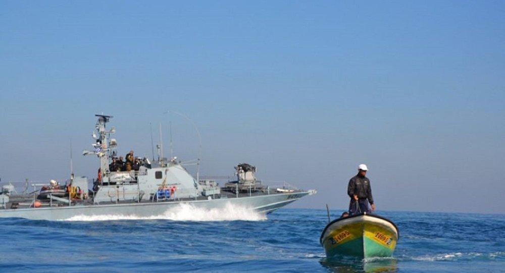 غزة زوارق الصيد