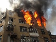 آتش نشانان بجنوردی به ۱۲۷۳ حادثه امداد رسانی کردند