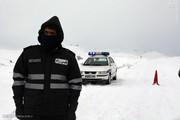 محور ارتباطی شهرکرد - مسجد سلیمان مسدود شد
