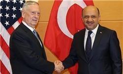 «فیکری ایشیق» وزیر دفاع ترکیه به «جیمز ماتیس» وزیر دفاع آمریکا