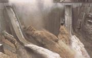 »سد ایوشان» لرستان سرریز می شود/روستائیان مراقب باشند