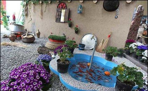 جشنواره هفت سین و سبزه های نوروزی