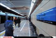سرویسدهی ویژه خط یک و دو قطارشهری