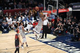 بسکتبال ستارگان NBA