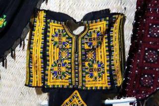 پوشاک سنتی اقوام سیستان و بلوچستان