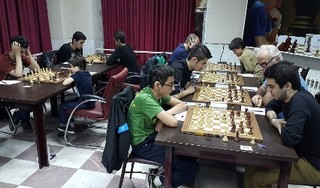 مسابقات شطرنج گیلان-گیلان