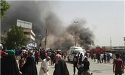 ۳ انفجار انتحاری در مسیر بغداد و کرکوک