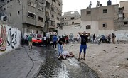 رژیم صهیونیستی مانع از ورود نمایندگان اتحادیه اروپا به نوار غزه شد