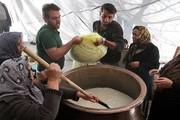 چهارمین جشنواره آئینی پخت سمنو در بجنورد برگزار شد