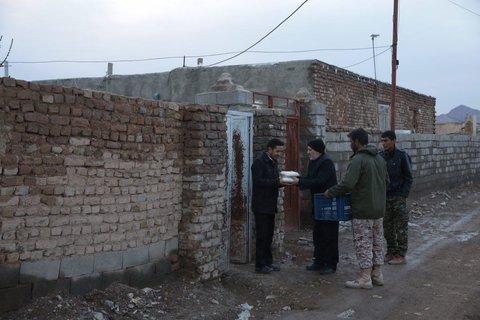 گزارش تصویری از کمک رسانی به سیل زدگان شهرستان تایباد توسط خدام وجهادگران رضوی بادستور تولیت آستان قدس رضوی
