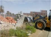 بیش از ۳۵۰ هکتار از اراضی ملی استان اصفهان رفع تصرف شد