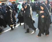 پیاده روی حرم تا حرم ویژه بانوان فاطمی در دولت آباد برگزار می شود