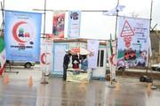 طرح «خادم نوروزی» در کرمان اجرا شد