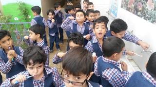 بهداشت مدارس
