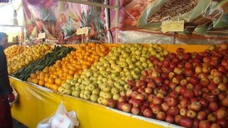 عرضه میوه شب عید-گیلان