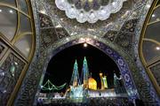 حرم مطهر حضرت معصومه(س) شاهکار معماری اسلامی
