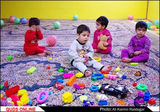 شیرخوارگاه وخانه فرزندان حضرت علی اصغر(ع)