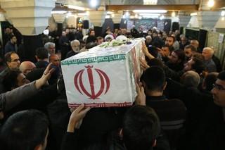 تشیع دوشهید دراستان قزوین