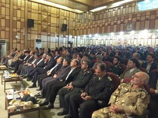 جلسه شورای اداری با حضور وزیر علوم