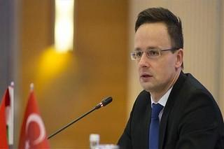 وزیر خارجه و تجارت مجارستان