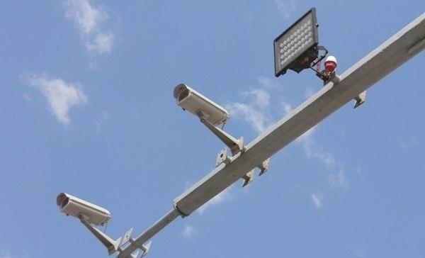 دوربین های ثبت تخلف در ایلام