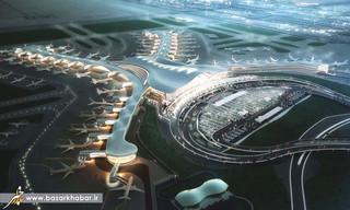 فرودگاه جدید ابوظبی