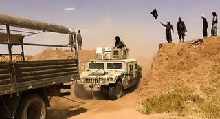 حدود العراق و سوريا