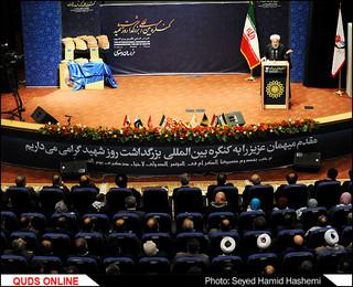 سفر ریاست جمهوری به مشهد مقدس/تصاویر