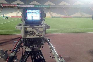 دوربین تلویزیونی - حق پخش فوتبال