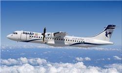 هواپیماهای ATR، ایران ایر