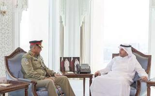 قطر و پاکستان