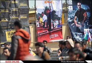 مسابقه قوی ترین مردان شرق کشور