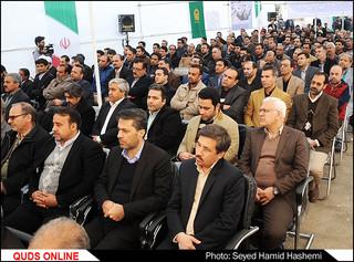 آغازساخت موزه جامع رضوی/تصاویر