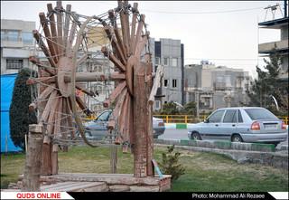 آغاز زیباسازی شهر مشهد در آستانه سال نو/گزارش تصویری