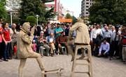 نمایشهای طنز خیابانی ایام نوروز در سیستان و بلوچستان اجرا می شود