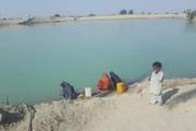 گودالهای طبیعی آبشخور دام ها و روستائیان شده است