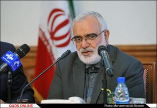 نشست خبری قائم مقام تولیت آستان قدس رضوی